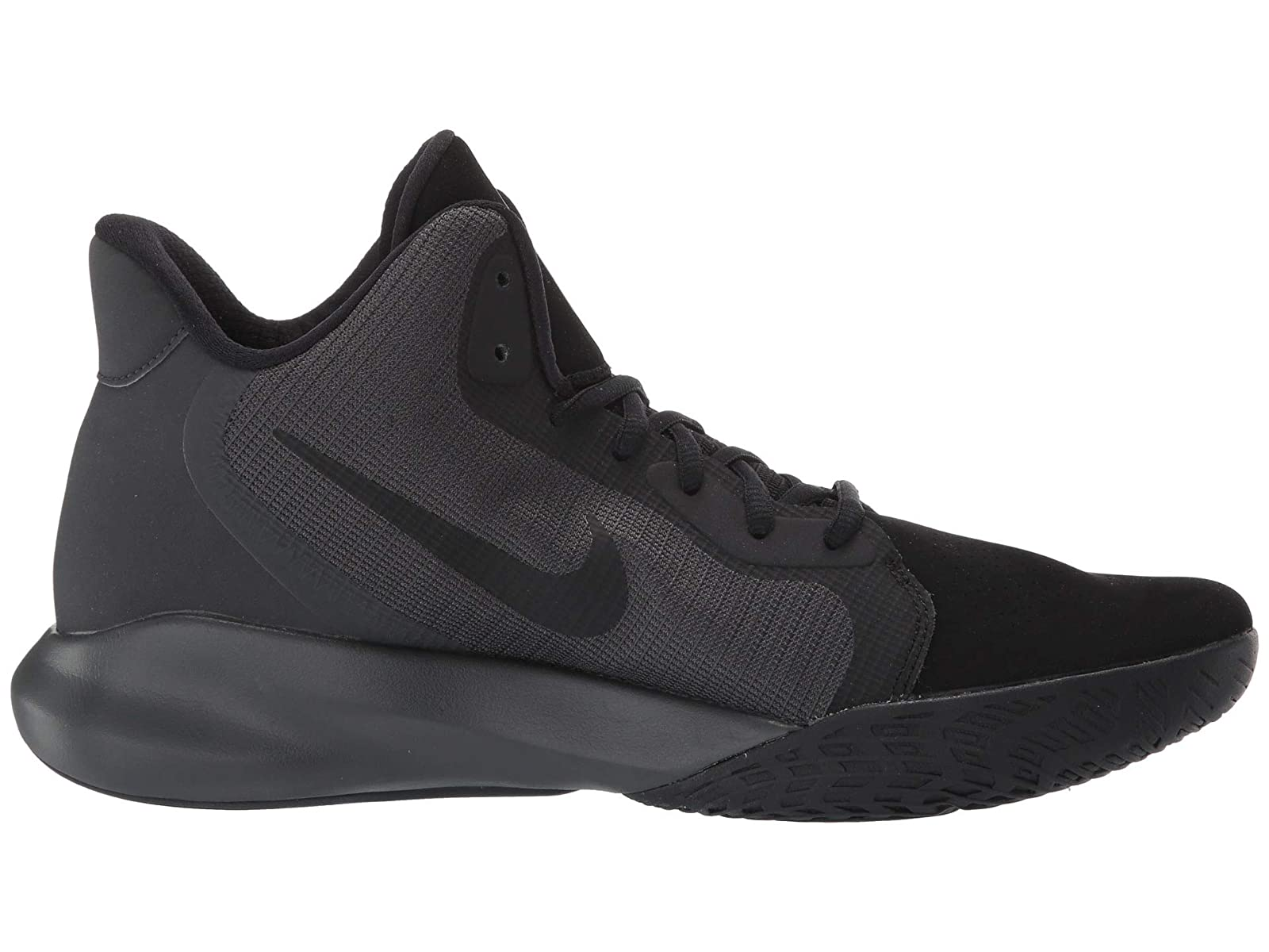 Man-039-s-Sneakers-amp-Athletic-Shoes-Nike-Precision-III-NBK thumbnail 7