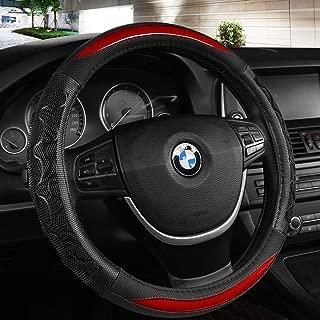 Best black panther steering wheel cover Reviews