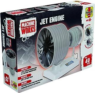 Haynes Machine Works - Jet Model Engine