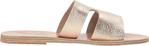 Pink Metal/Sand Metallic Crosta