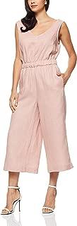 Jag Women's LULU Linen Jumpsuit, Rose