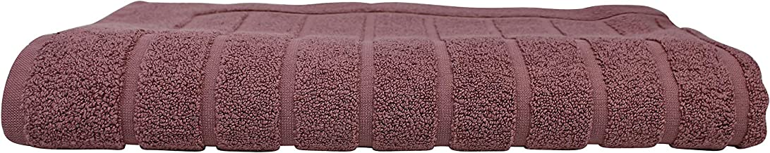 Bas Phillips Valencia Bath Mat, Dusty Rose