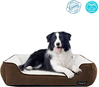 dog bed size for german shepherd