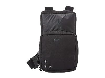 Nike Kyrie Small Bag (Black/Dark Smoke Grey/Dark Smoke Grey) Cross Body Handbags