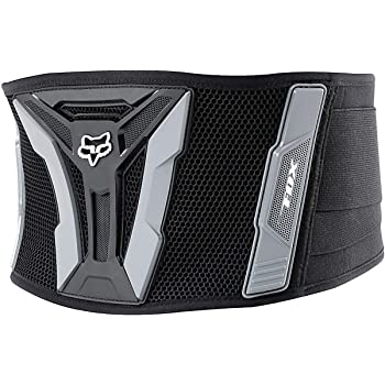 Leatt 3DF 3.5 Kidney Belt Black, Large//X-Large