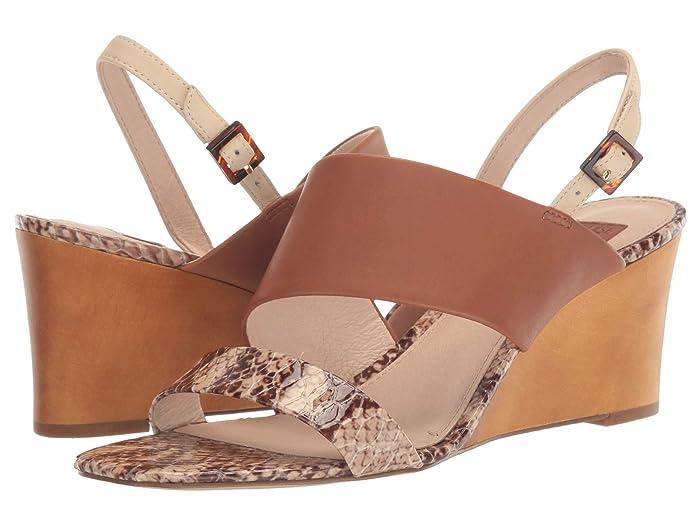 Louise et Cie  Quarza (Brown Multi/Toasted Almond/Sake) Womens Shoes