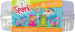 Colorbok YPI50047 You Paint It Plaster Kit, Value Pack, Enchanted