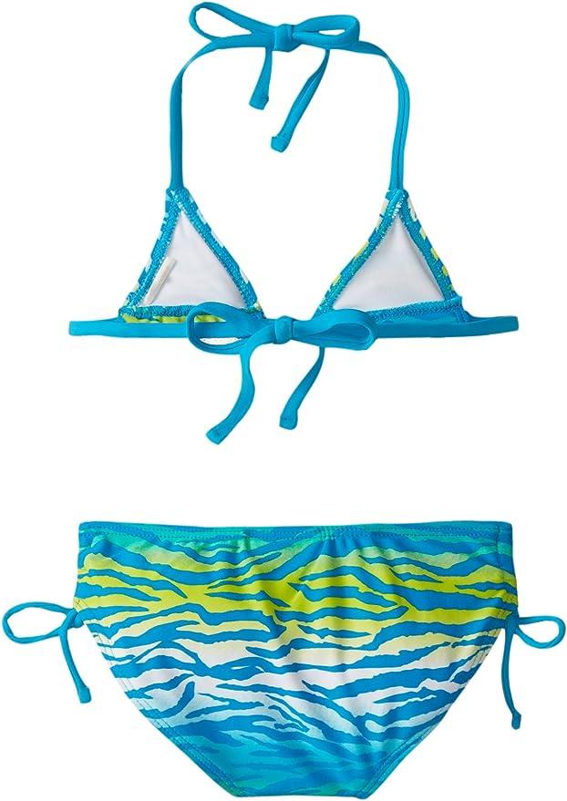 Kanu Surf Baby Girls Malea Zebra Bikini