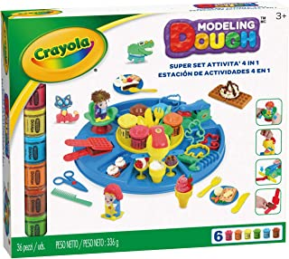 Crayola A1-1928 Educational Toys 3 Years & Above,Multi color