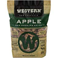 Western Premium BBQ Products... Western Premium BBQ Products Apple BBQ Smoking Chips, 180 cu in