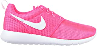 Roshe One (GS) Big Kid's Shoes Hyper Pink/White 599729-609 (6 M US)