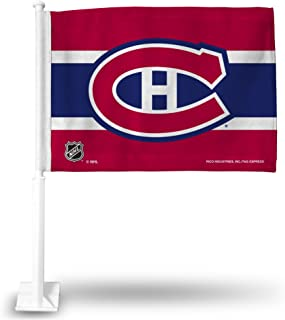 canadiens car flag