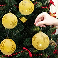4-Pcs IMAGL Christmas Tree Decorations & Ornaments
