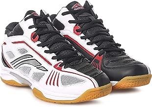 Response White & Black Volleyball Shoe For Men