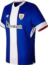 Camiseta New Balance AC Bilbao MC 3ª 2017-2018 Azul-Blanco