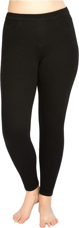 SPANX Jean-ish Ankle Leggings Black 2X - Regular 27