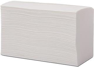Saten cr5972023/Rotolo Lettino, riciclato, 0, 59/x 58/m, 2/strati, Lisa, 6/rotoli por scatola Bianco