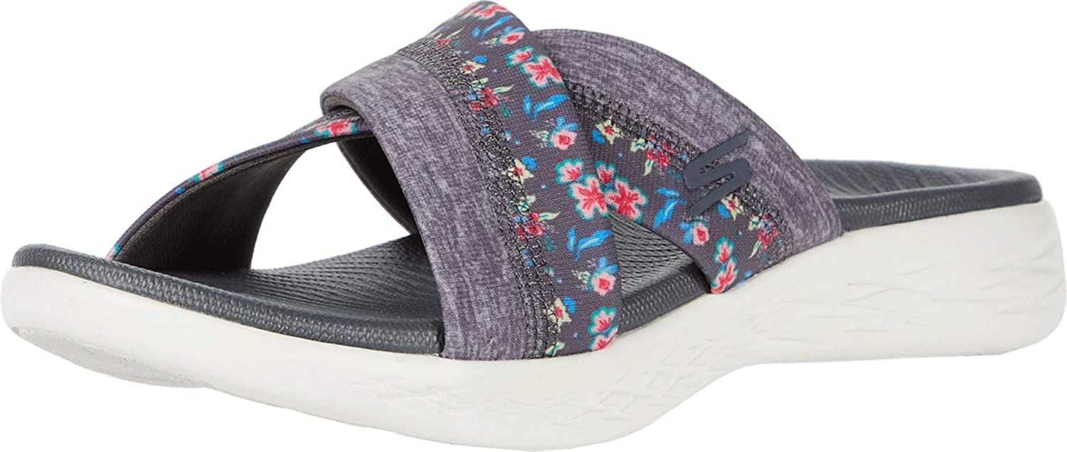Skechers Free Shipping Cheap Bargain Gift Women's Performance On Ranking TOP12 The 600 Sandal GO - Blooms