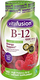 B-12 1000 mcg, 2 Pack (140 Count)