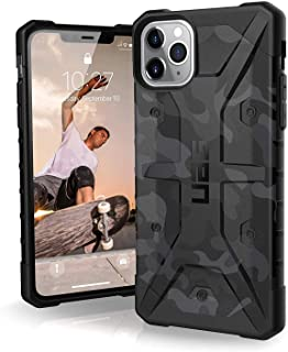 Urban Armor Gear UAG iPhone 11 Pro Max Case, Pathfinder SE Feather-Light Rugged Protection Case/Cover Designed for iPhone 11 Pro Max (6.5 inch) (Military Drop Tested) - Midnight Camo