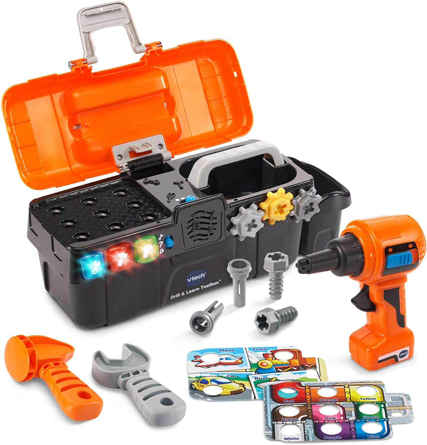 VTech Drill & Learn Toolbox  Online Exclusive