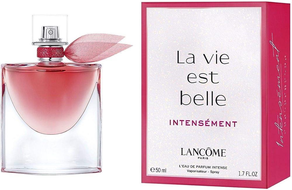 Lancome la vie est belle intensement eau de parfum intense, 50 ml 3614272964679