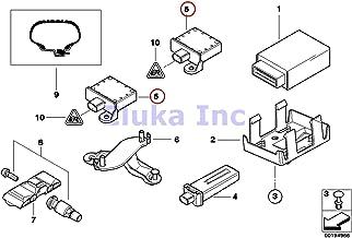 BMW Genuine Tire Pressure Control (Rdc) Tpms Sensor Transmitter M5 528i 528xi 535i 535xi 550i 535xi 650i M6 650i 650i M6 650i X5 3.0si X5 3.5d X5 4.8i X5 M X5 35dX X5 35iX X5 50iX X6 35iX X6 50iX X6 M Hybrid X6 128i 135i 128i 135i Z4 30i Z4 35i Z4 35is 323i 325i 325xi 328i 328xi 330i 330xi 335i 335xi M3 323i 328i 328x