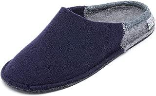 Le Clare Nuvola Bico Men's Italian Wool Felt Slipper