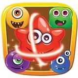 Boost Beast Monster Dash - Match 3 Game