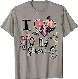 JoJo Siwa I Love JoJo Siwa Picture Heart Graphic T-Shirt