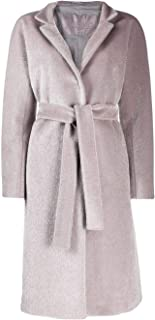 Herno Luxury Fashion Womens CA005DR122579408 Grey Coat | Fall Winter 19