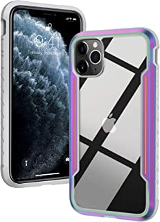 iPhone 11 Pro Case, CASEJOLY Military Grade Drop Tested Shockproof Case, Anodized Aluminum-TPU-Polycarbonate Heavy Duty Pr...