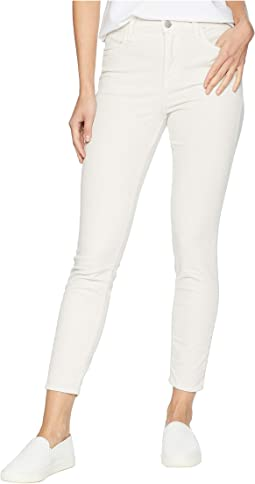 Alana High-Rise Crop Skinny Jeans in Moonbeam