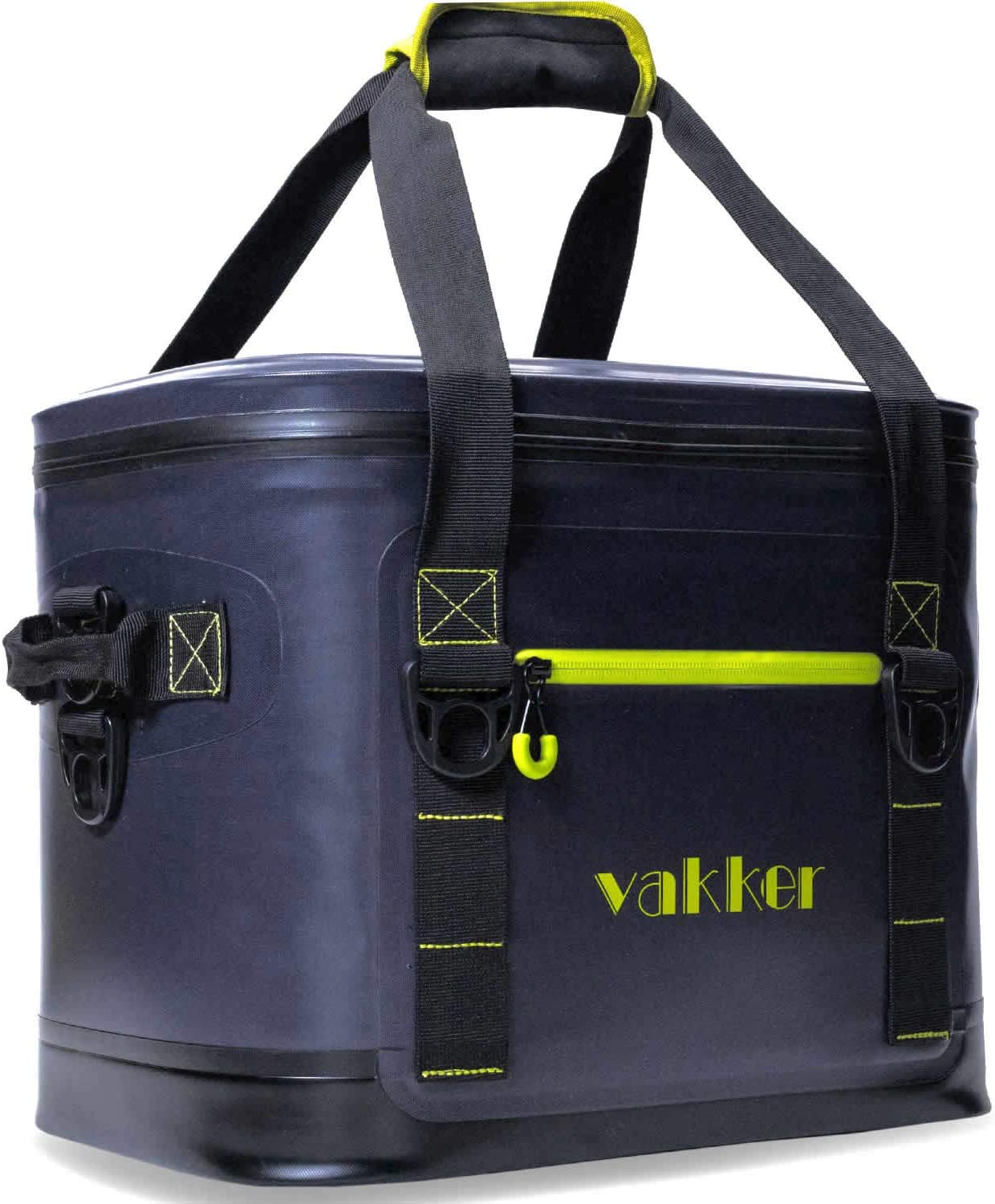 VAKKER 24 30 Can Insulated Cooler 3 Ice Over item Max 48% OFF handling Waterpro Bag Life Days