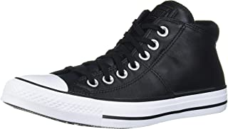 Women's Chuck Taylor All Star Madison Leather Mid Top Sneaker