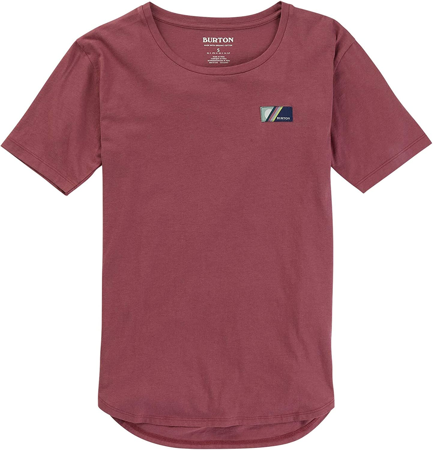 Burton Women's Bel Online limited SEAL limited product product T-Shirt Mar Scoop