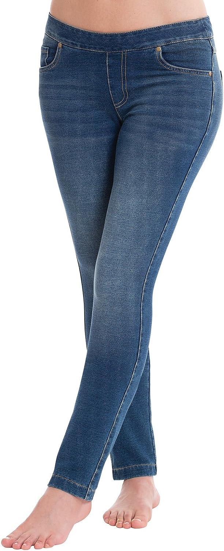 PajamaJeans Indianapolis Mall Women's Skinny Stretch Knit Denim Jeans Translated