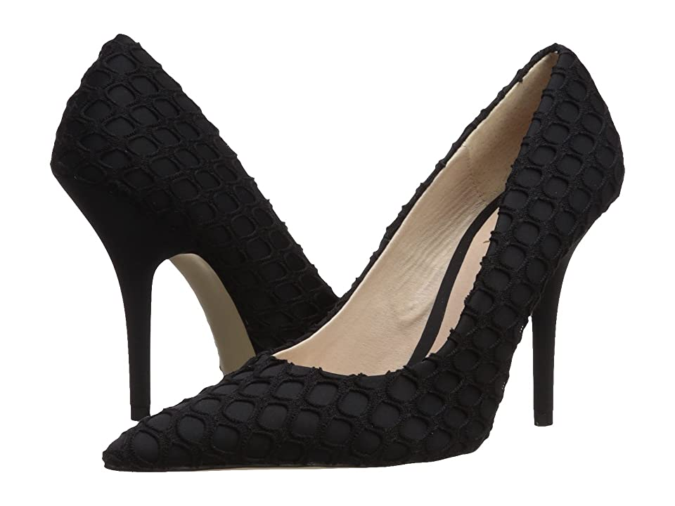 Shellys London Heather (Black) High Heels