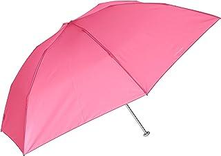 [ジルスチュアート] AURORA(オーロラ) 無地軽量カーボン折りたたみ傘(UV加工)