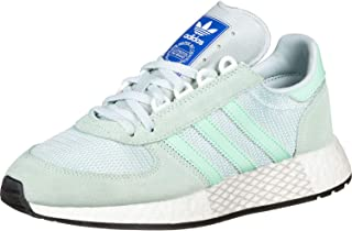 adidas Marathon Tech Womens Sneakers Green