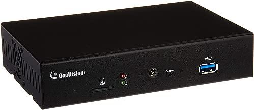 GeoVision GV-IP Decoder Box Ultra V1.00 Accessory Box Black (GV-IPDECODERBOX)