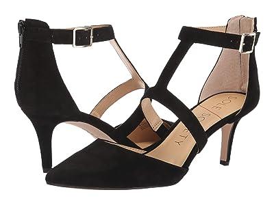 SOLE / SOCIETY Edelyn (Black Suede) Women