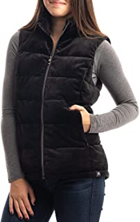 ZeroXposur Ladies Velour Vest