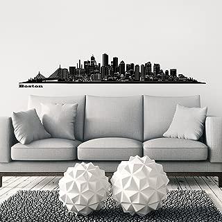 Best boston skyline silhouette Reviews
