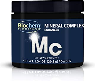 Biochem Mineral Complex Enhancer - 1.04 Ounce - Powder - Keto-Friendly - Promotes Cardiovascular Health & Joint Support - ...