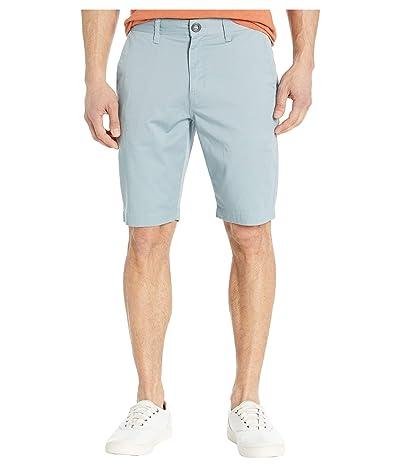 Volcom Frickin Modern Stretch Chino Shorts (Cool Blue) Men
