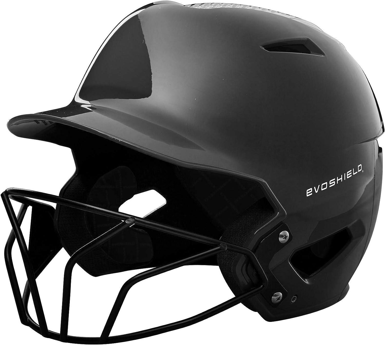 EvoShield 5% OFF XVT Luxe Regular dealer Batting Facemask with Series Helmet