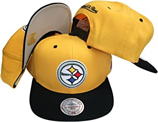 black and gold steelers hat