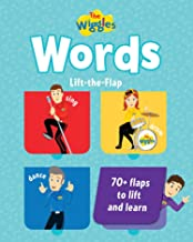 The Wiggles: Words Lift the Flap Book