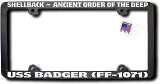 uss badger 1071